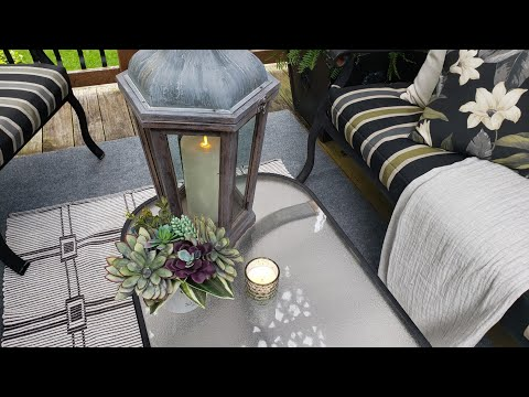 Decorate With Me/2019 Summer Outdoor Decorating Ideas Collab.