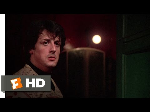 Rocky (3/10) Movie CLIP - Pain and Experience (1976) HD