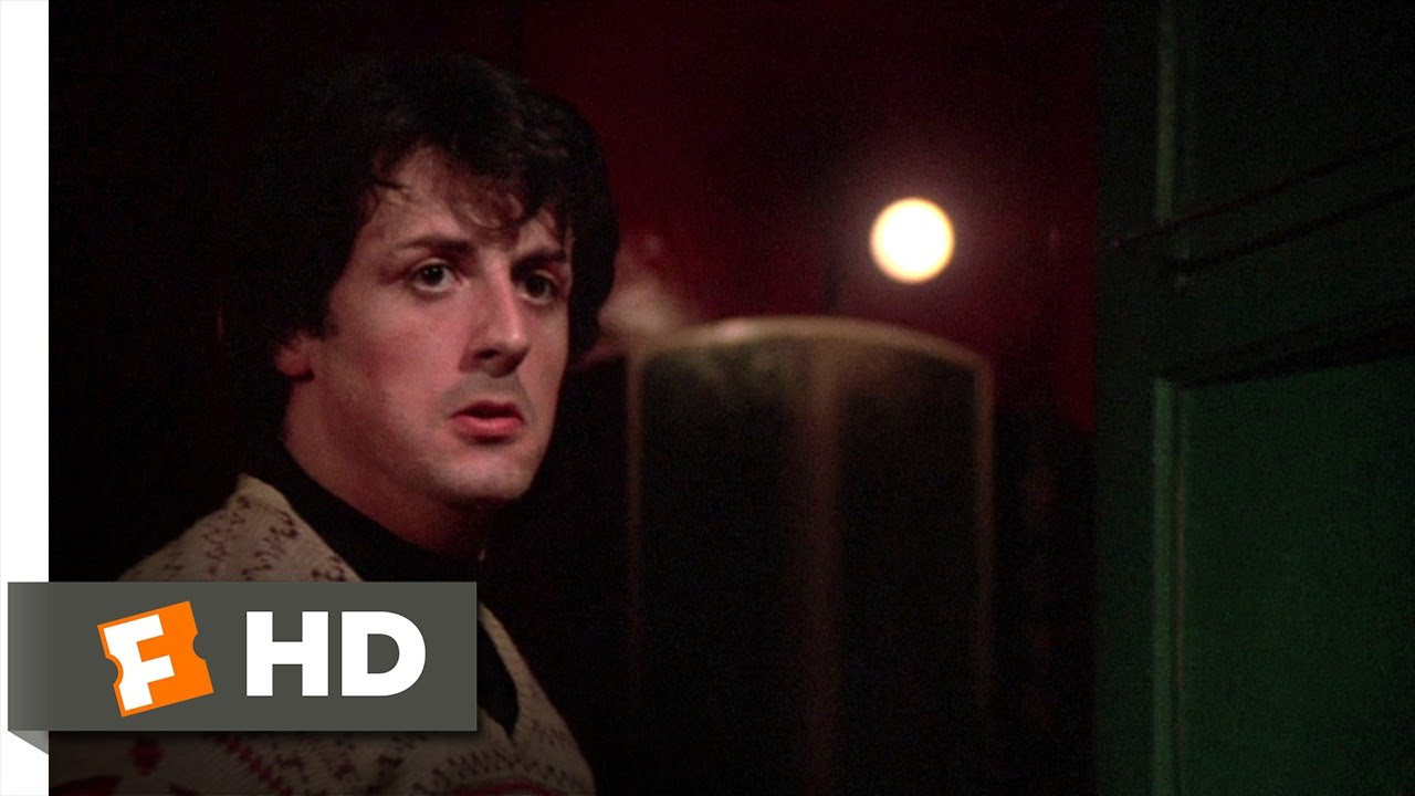 Download Rocky (3/10) Movie CLIP - Pain and Experience (1976) HD