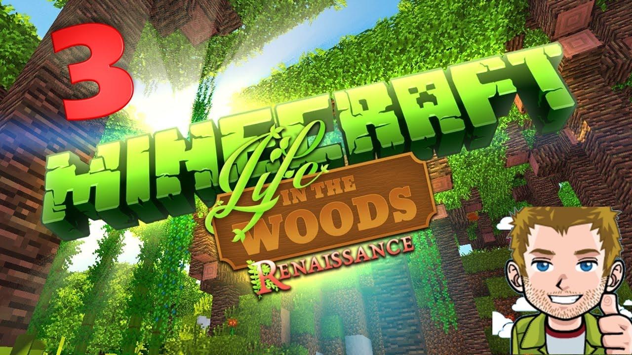 Life In The Woods 3 Glückwunsch Es Ist Ein.. Haus? ─ Let's