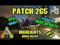 ARK - Patch 265 - FPS BOOST - Titanoboa taming - Ragnarok MAP UPDATE - Fixes - Highlights - Recap