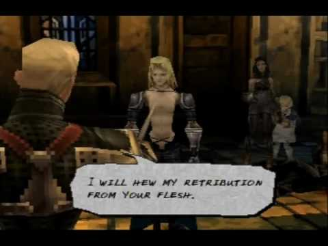 Vagrant Story pt18 (of21) Revolution