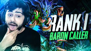 Yassuo | I HAVE SOME OF THE BEST BARON CALLS IN NA SOLO QUEUE!