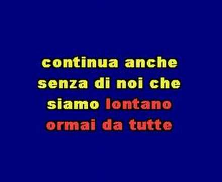 Vasco Rossi - Anima Fragile Karaoke