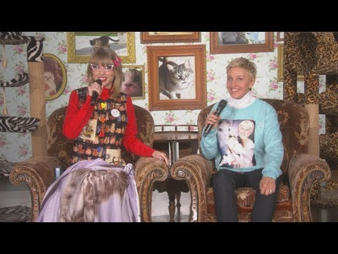 Cover Lagu A Look Back at Taylor Swift's Visits to Ellen stafamp3