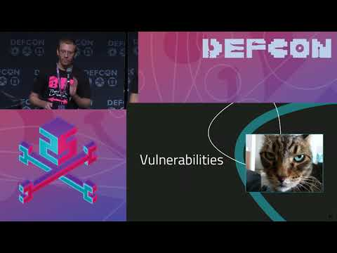 DEF CON 25 - Marc Newlin, Logan Lamb, Chris Grayson - CableTap: Wirelessly Tapping Home Networks