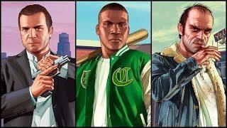 Grand Theft Auto V [#19] -grubsza fucha i rozlany syrop