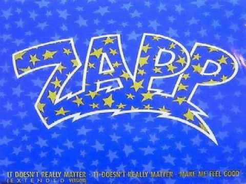 Zapp It Doesn T Really Matter 12 Inch Wmv Youtube