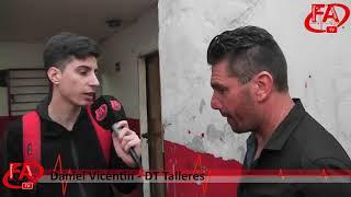 FATV 17/18 Fecha 34 - Talleres 3 -Defensores de Belgrano 1 - Entrevista