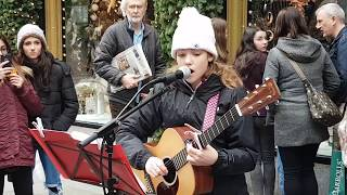 Ed Sheeran Give Me Love by Allie Sherlock
