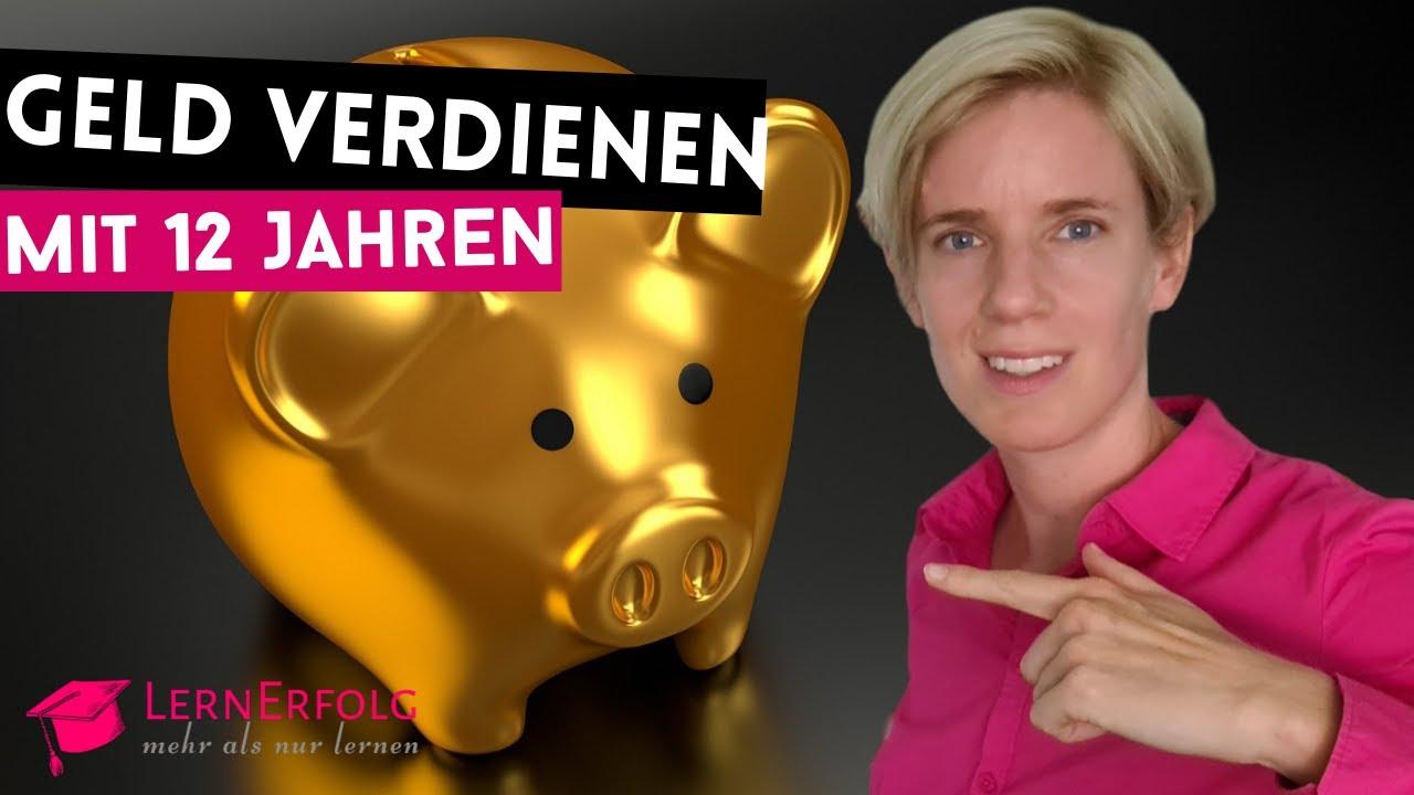 geld verdienen mit 13 jahren österreich