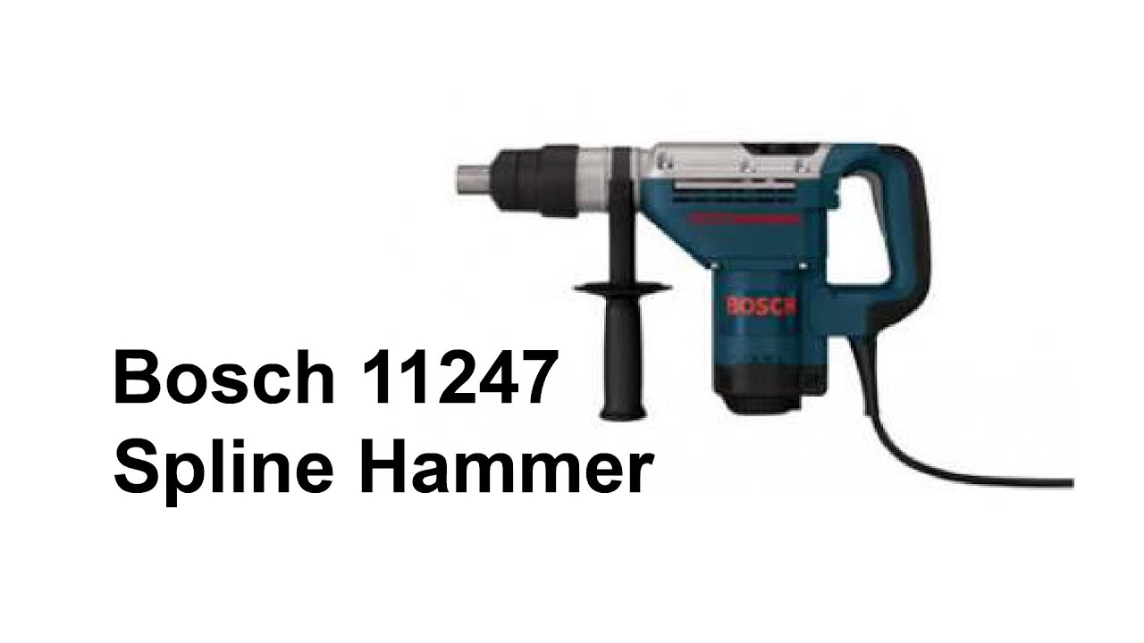 maxresdefault bosch 11247 spline combination hammer youtube bosch 11224vsr wiring diagram at soozxer.org