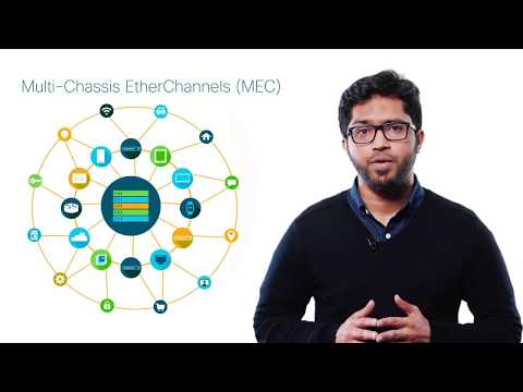 How-To: Cisco StackWise Virtual on Catalyst 9500 - YouTube