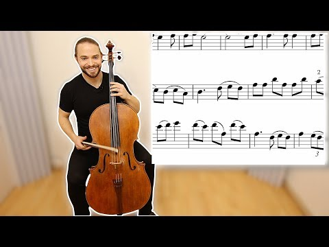 HOW TO PLAY Nothing Else Matters APOCALYPTICA on Cello Lesson Part 1 | Metal on Cello