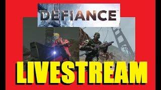 Defiance Livestream with DraculaSWBF2 - 06/25/2017