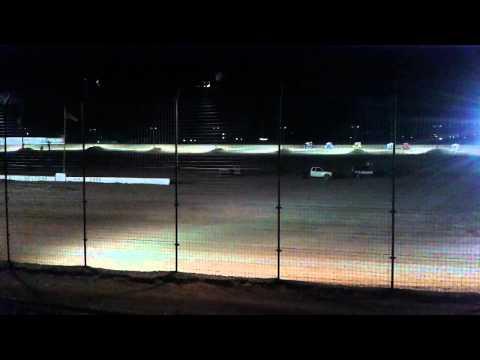 El Paso Speedway Park mini sprints, #25 Marquez