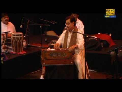 Dhai Din jind mahi Punjabi Medley Jagjit Singh LiveSydney