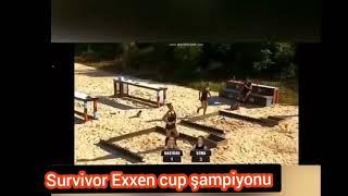 Survivor Exxen cup şampiyonları (kanala abone olurmusunuz)