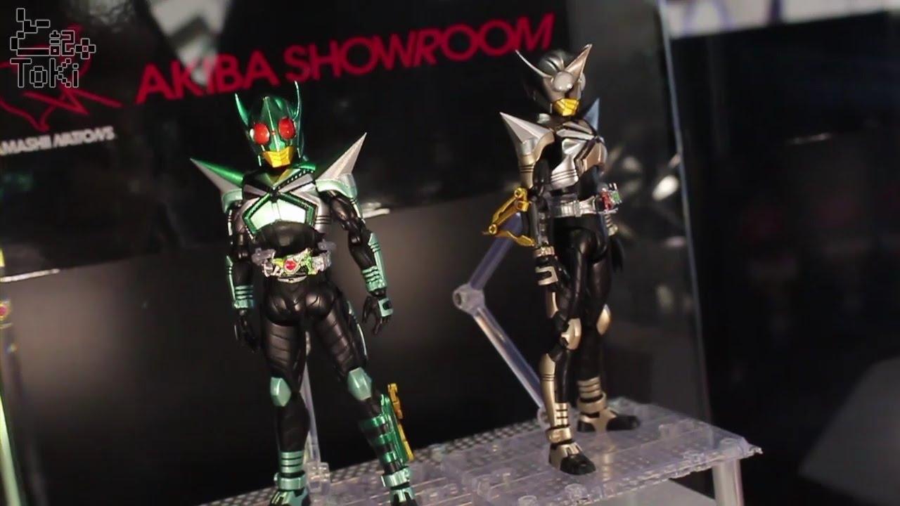 S.H.Figuarts Kamen Rider Kick Hopper & Punch Hopper