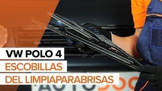 Cómo cambiar Limpiaparabrisas VW POLO (9N_) - vídeo gratis en línea