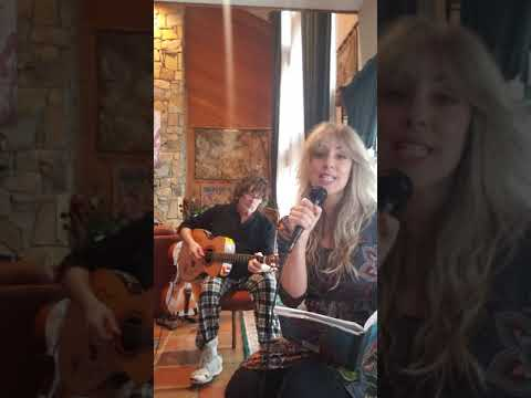 Ritchie Blackmore & Candice Night - Blackmore's Night  bunkering down at home March 2020