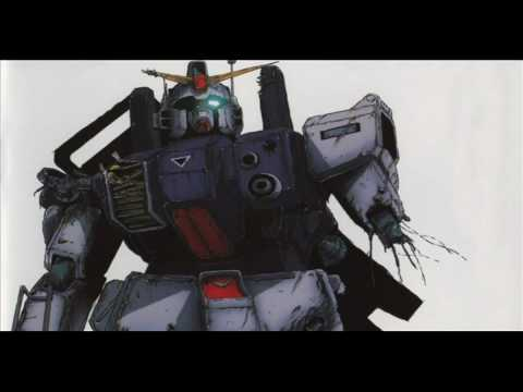 (anime-movie)Gundam The 08th MS Team OP