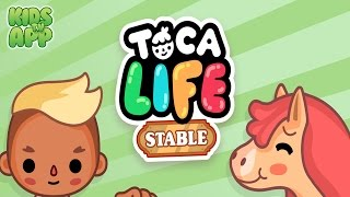 Toca Life: Stable (Toca Boca AB) - Best App For Kids