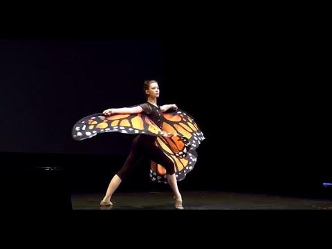 Performance: Dance of Life   Gwynedd Vetter-Drusch   TEDxPlazaMelchorOcampo