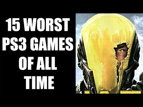 15 Worst PS3 Games Of All Time