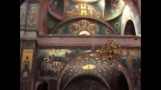 Абхазия. Новоафонский монастырь.(Абхазия. Новый Афон. Ново-Афонский Симоно-Кананитский монастырь., 2013-12-16T18:34:13.000Z)