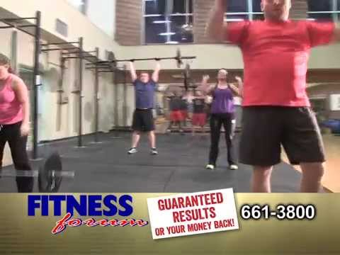 Fitness Forum - Guaranteed Results