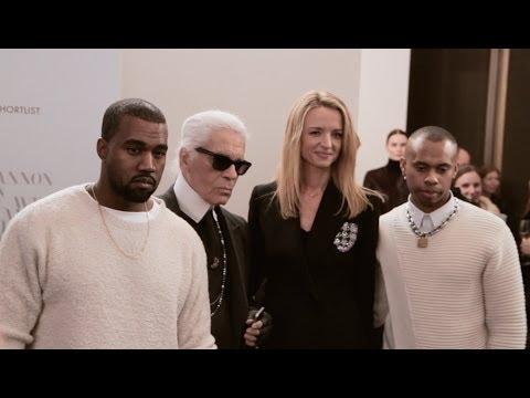 LVMH PRIZE - The showroom inauguration
