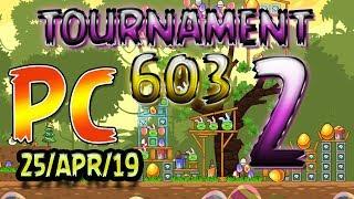 Angry Birds Friends Level 2 PC Tournament 603 Highscore POWER-UP walkthrough #AngryBirds