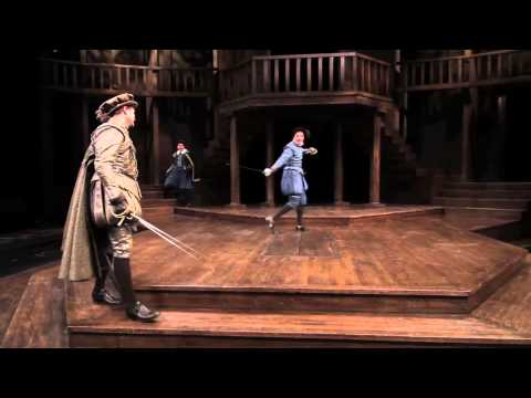 Romeo and Juliet | Tybalt and Mercutio Fight | Stratford Festival 2013
