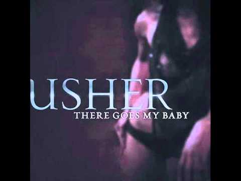 Usher - There Goes My Baby [FULL] LYRICS (w.download)