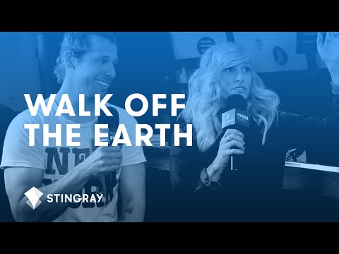 Walk Off the Earth chat about the JUNOs, Beyonce and not wearing pants