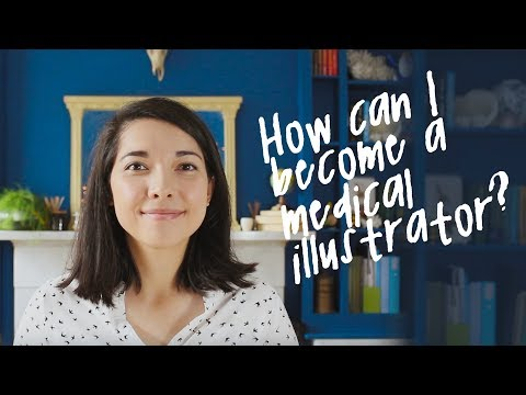 How To Become A Medical Illustrator - Graduate Programs