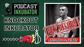 Knockout Inkubator NOVI REKORD - Antonio Plazibat  udara krušku