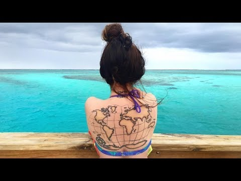 Stunning Travel Tattoo Ideas For This Summer