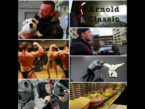 Jiří Kováč IFBB Classic Bodybuilder - Complet video on nomination day !