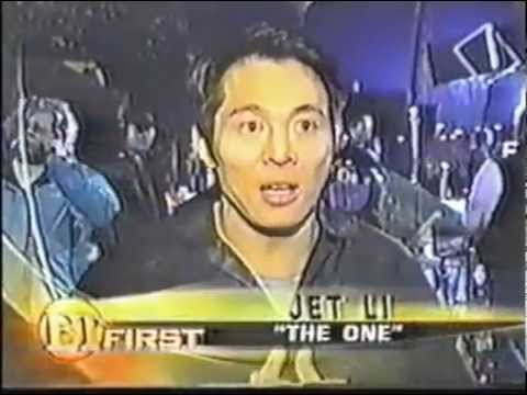 Jet Li and Delroy Lindo - The One
