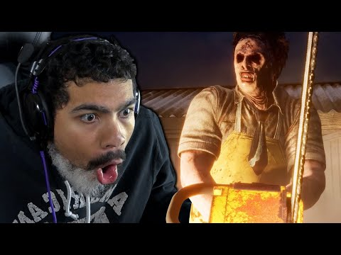 RUNNING FROM LEATHERFACE!! | Texas Chain Saw Massacre (The Horror Game)