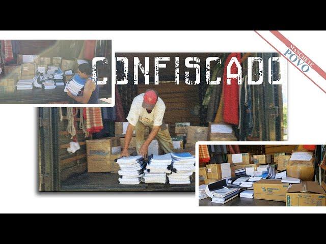 Um caminhão de documentos é retirado no Honpar após busca e apreensão