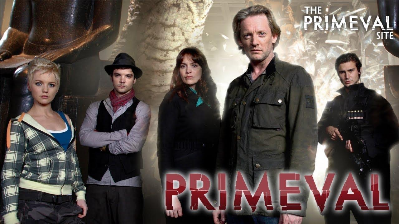 Primeval Series 3 Teaser Trailer Youtube Primeval