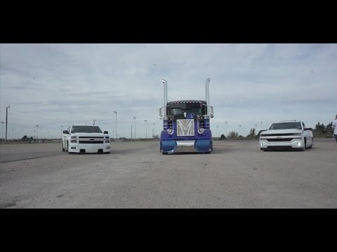 The best Trucks in West Texas all in one video! Toys For Tots Meet!