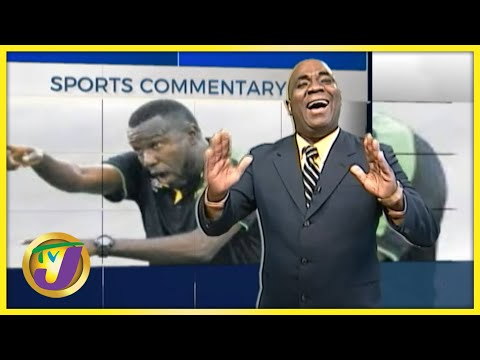 Theodore Tappa Whitmore   TVJ Sports Commentary - Sept 7 2021