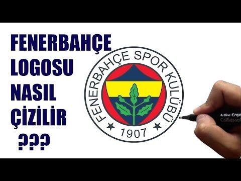 2018 2019 Sezonu Fenerbahce Logosu Nasil Cizlir How To Draw A