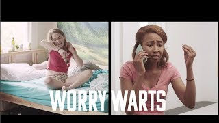 Worry Warts | JFL Eat My Shorts | Laugh Out Loud Network