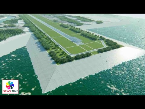 Bangladesh PM inaugurated most ambitious conversion of Cox's Bazaar Airport into aviation hub