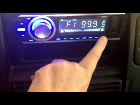XO VISION RADIO with Bluetooth - Walmart Spark Review.